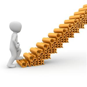 career staircase