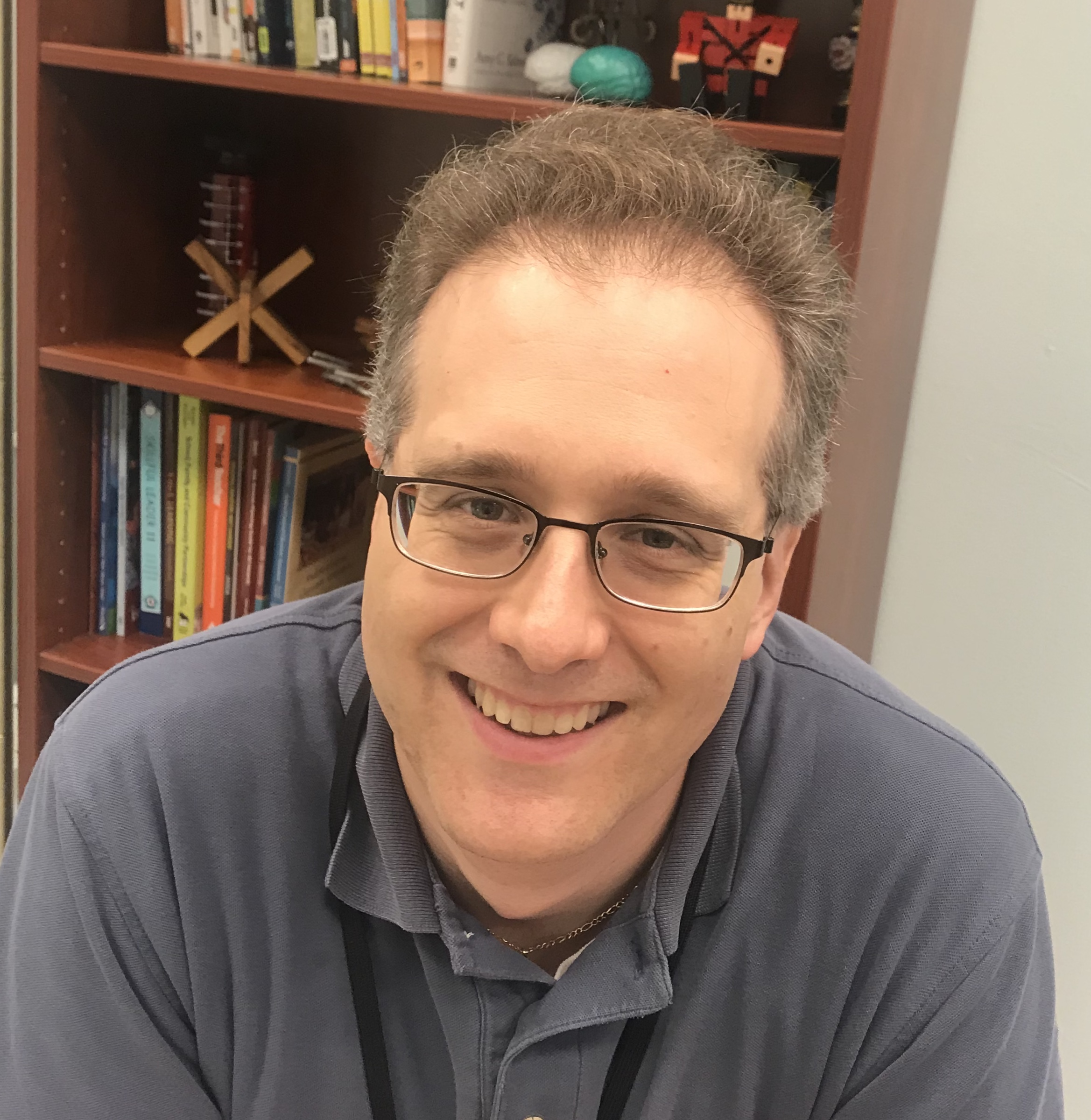 Steven rattendi interim director of informational technology and library services