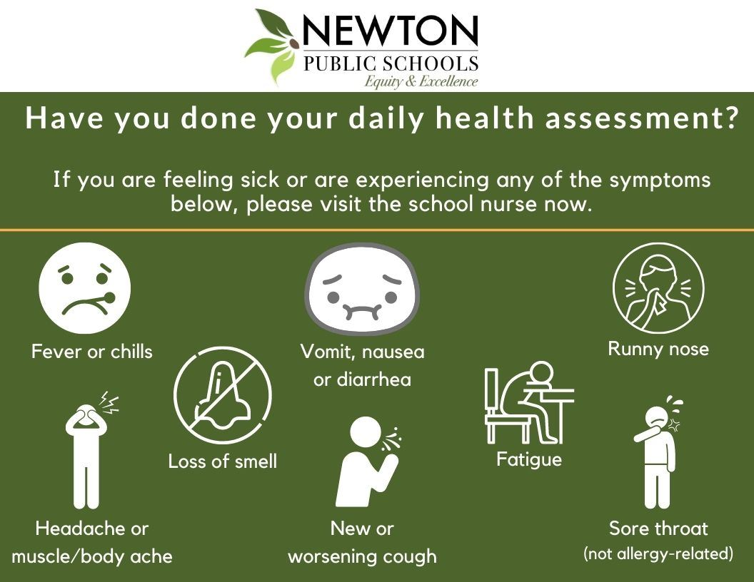 Daily Health Assessment