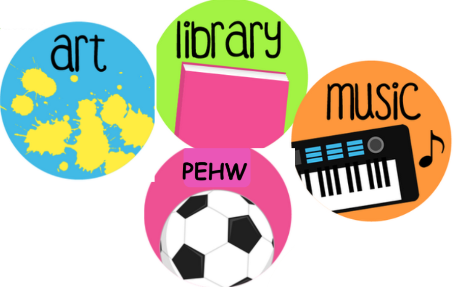 PEHW art library music icons
