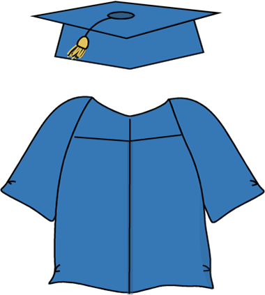 Class of 2019! Time to order your Cap & Gown for Graduation!
