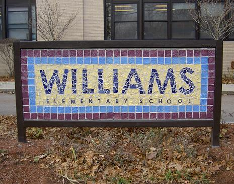 Williams sign