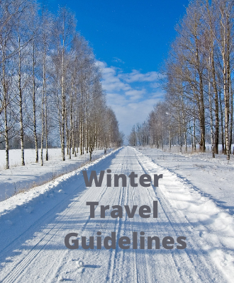 February Break Travel Reminders