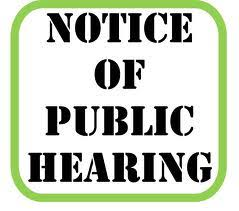 School Committee Public Hearing - March 8, 2021