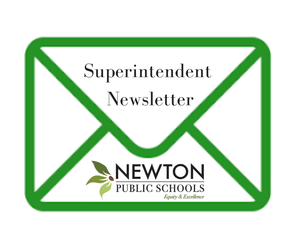 Superintendent Newsletter - Feb. 2019
