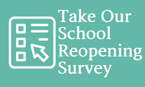Re-opening Survey #1 - July 6, 2020