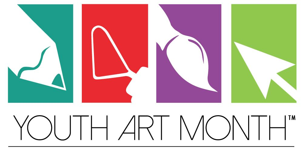 March is Youth Art Month!