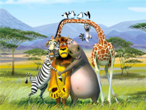 Madagascar Best Friends