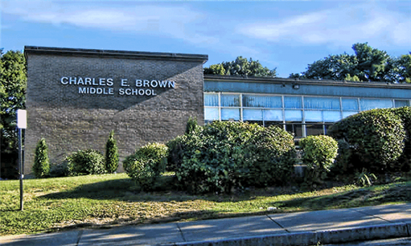 Charles E. Brown Middle School